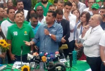 Video: reviva el anuncio de Jorge Iván Ospina tras declararse en huelga de hambre