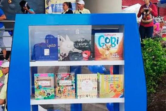 """¡Excelente noticia! """"Donatón"""" de libros para la Biblioteca móvil del MIO Cable"""