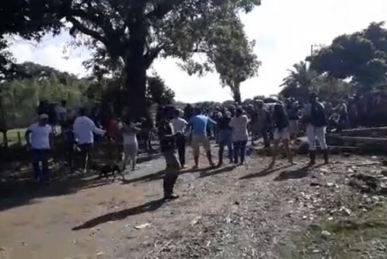 ¡Abandono total! Comunidad de la Vereda El Guabal de Jamundí protesta por incumplimientos en acuerdos