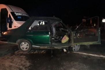 Accidente de tránsito cobró la vida de dos personas y dejó seis más heridas en vía Yotoco – Buga