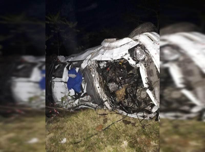 Accidente de tránsito cobró la vida de candidato al concejo de San Sebastián en Cauca