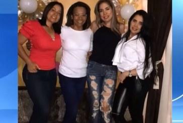 Revelan fotografía de Aída Merlano disfrutando de fiesta en la cárcel El Buen Pastor