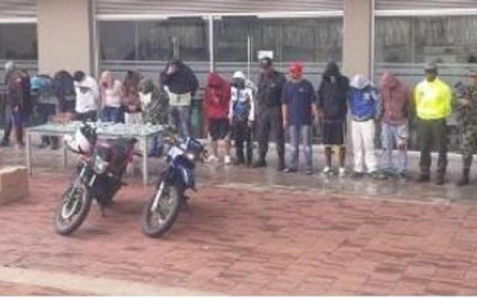"Cárcel para 19 integrantes de la estructura delictiva ""La Banda del Cuño"""