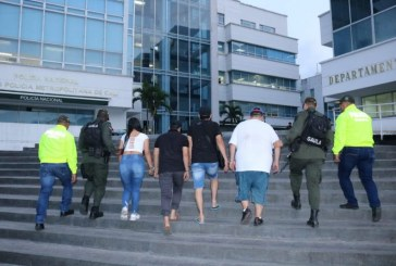 A la cárcel cuatro personas por secuestro de ciudadano ecuatoriano en Cali