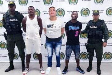 Cárcel a integrantes de banda criminal 'La Local' que se dedicaba a extorsionar