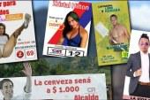¡Increible! La publicidad falsa que ha enmarcado estas elecciones regionales en el país