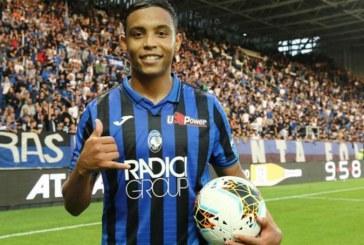 Gol de Luis Fernando Muriel para la victoria de Atalanta alcanza la cifra de 100 goles en clubes