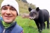 CVC busca a hombre que publicó video con animal en peligro de extinción