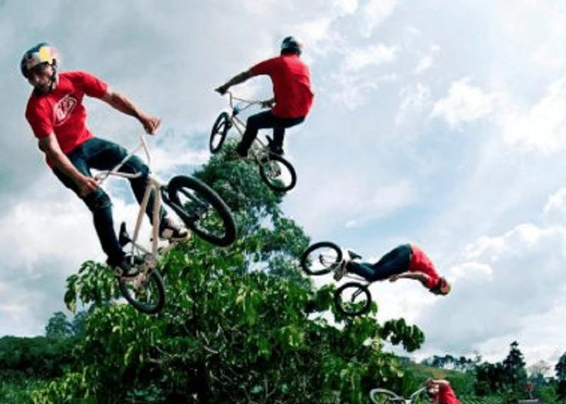 Deportes extremos se toman los alrededores del Pascual Guerrero