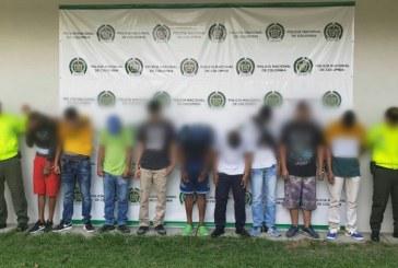 Cayeron 'Los Yepes', dedicados al robo de motos y microtráfico en Palmira
