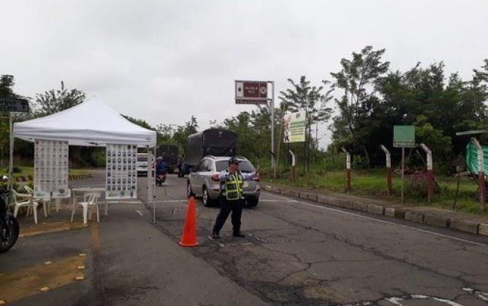 Muertes en siniestros viales y accidentes en las carreteras del Valle se redujeron considerablemente