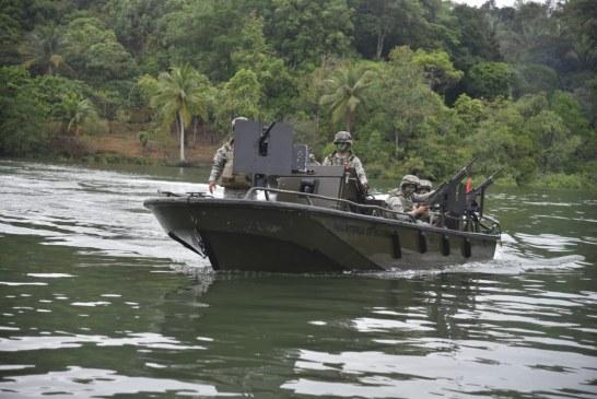 Por motivo de elecciones la fuerza naval se prepara para reforzar seguridad
