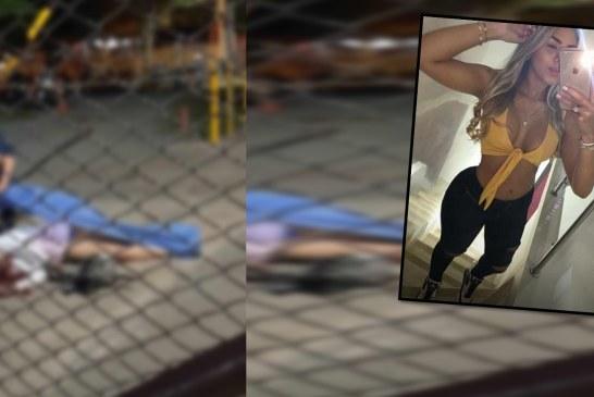 Identifican a joven asesinada en el parqueadero de una universidad al sur de Cali