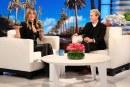Jennifer Aniston besa a una mujer en la boca