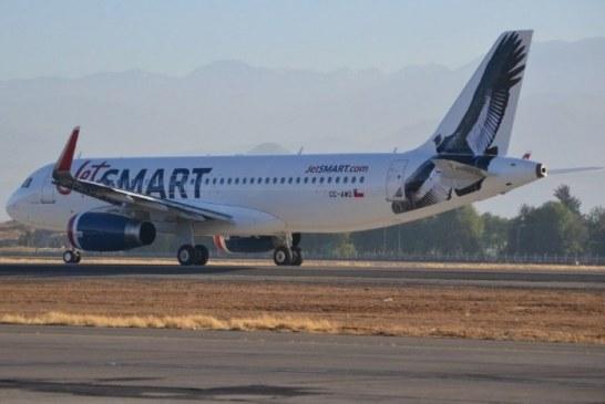 De Cali a Santiago de Chile por menos de 500 mil pesos, llegó a Colombia JetSmart
