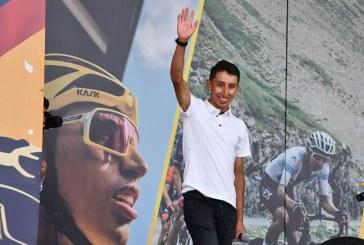 ¡Más que merecido! Egan Bernal fue nominado a la Bicicleta de Oro 2019