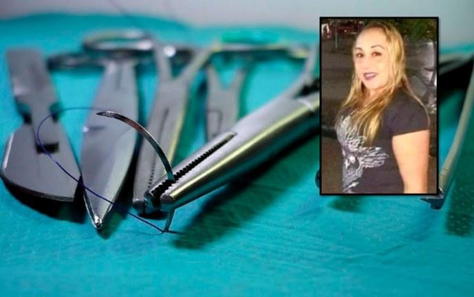 Mujer murió luego de realizarse cirugía estética en clínica clandestina de Cali