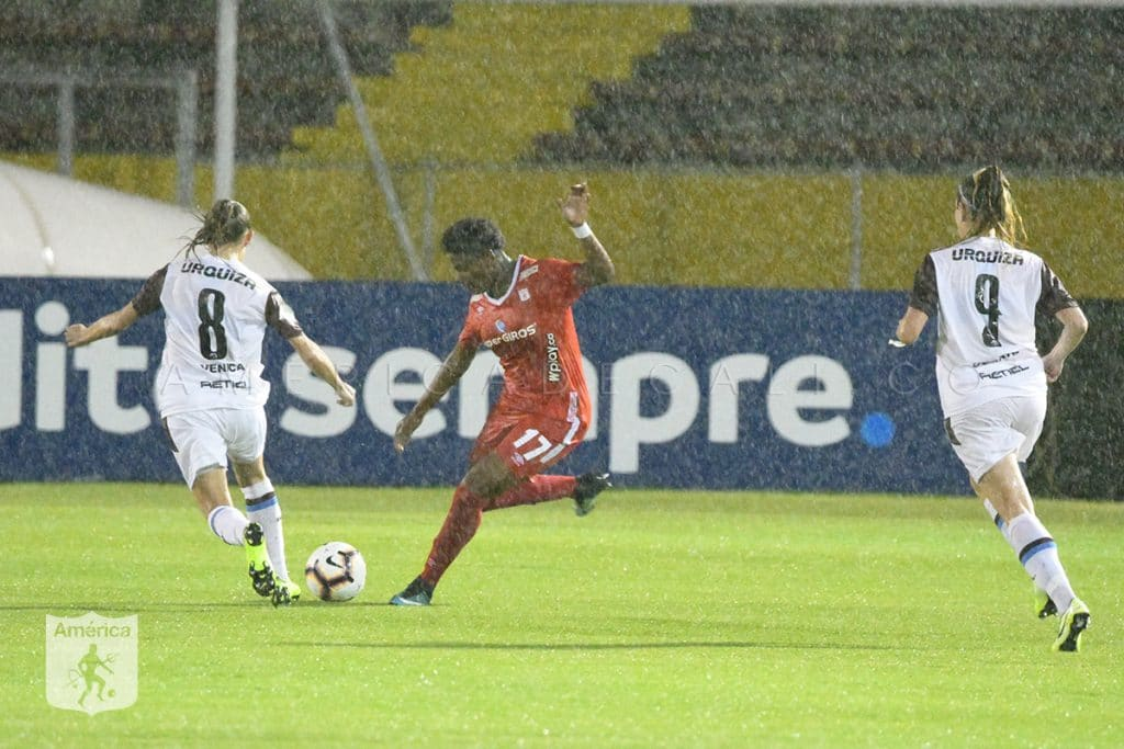 Las 'diablas' buscarán quedarse con el tercer puesto de la Copa Libertadores Femenina