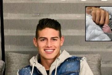 Revista española revela detalles de quién sería la madre del segundo hijo de James Rodríguez