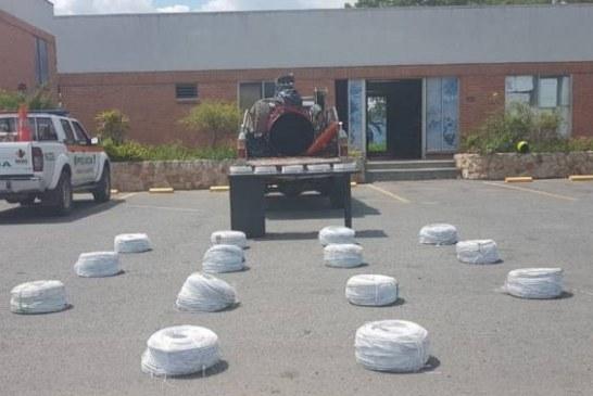 Incautan diez mil detonadores de explosivos en el norte del Valle