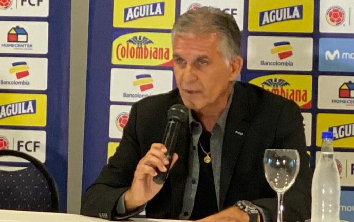 """Carlos Queiroz arremete contra Chile: """"el que no llora, no mama"""""""
