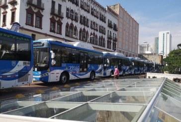 Sigue vandalismo contra Sistema de Transporte Masivo. Atacan un bus del Mío por día