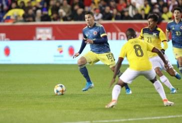 Definidos los rivales de Colombia en las Eliminatorias rumbo a Qatar 2022