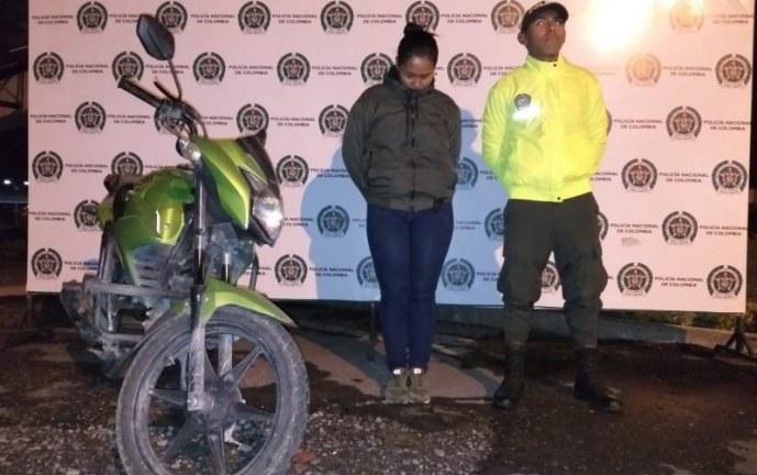 Una mujer es judicializada por tráfico de estupefacientes en el Cauca