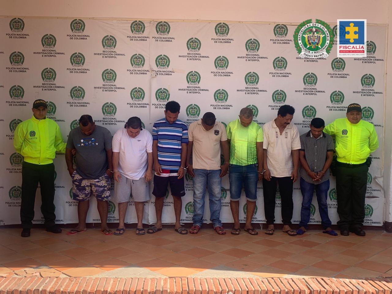 Desmantelan organización criminal por tráfico de droga a Centro y Norteamérica