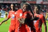 Con bajas importantes, América visita a Independiente Santa Fe en El Campín