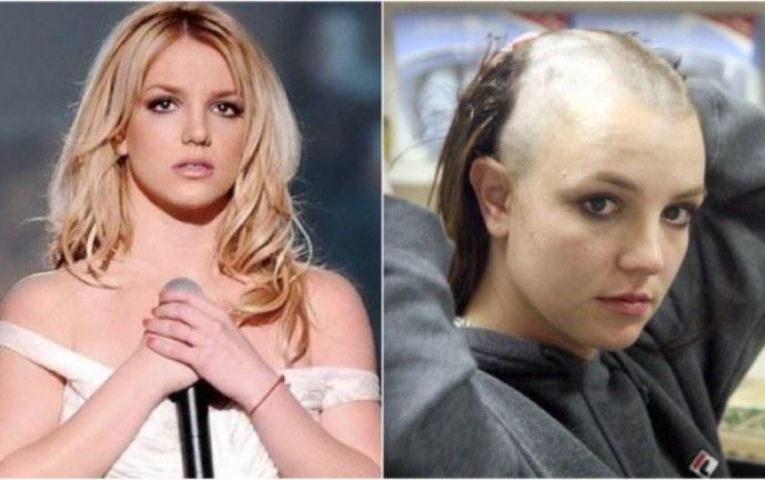 La razón por la que Britney Spears se rapó su cabello