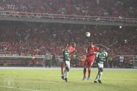El clásico es escarlata: venció a Deportivo Cali 1-0 en el Pascual
