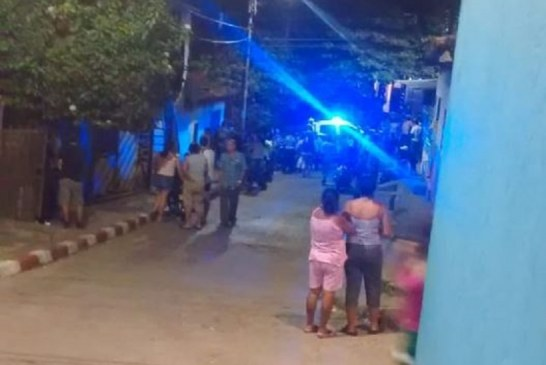 ¡Doble homicidio! Jóvenes fueron asesinados a pocos metros de un velorio en Alto Nápoles