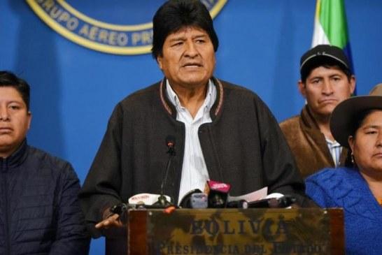 Asilo a Evo Morales no le generará problemas a México con otros países, dicen expertos
