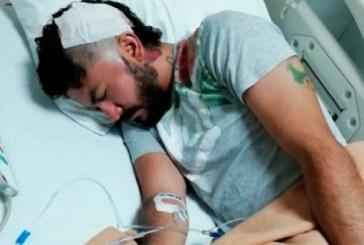 El relato de la madre de Joven de 29 años herido durante manifestaciones en Cali