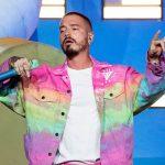 J Balvin elegido como 'Mejor Artista Latino'