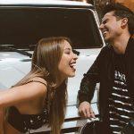 Con beso en pleno concierto, Luisa Fernanda W confirma romance con Pipe Bueno