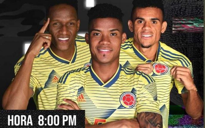 Selección Colombia busca despejar las dudas con un buen juego hoy ante Ecuador