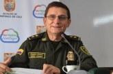 General Hugo Casas anunció su retiro al frente de la Policía Metropolitana de Cali