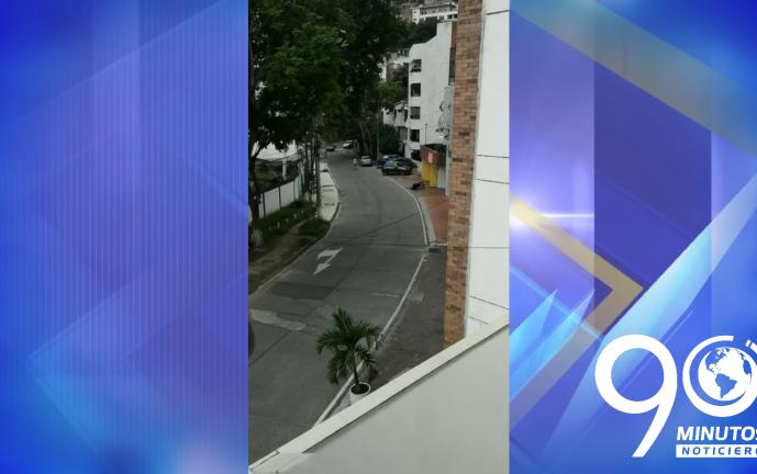 Video: A tiros fueron devueltos apartamenteros en el oeste de Cali