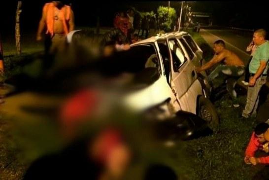 Accidente de tránsito cobró la vida de dos hinchas del América en vía Cali – Andalucía