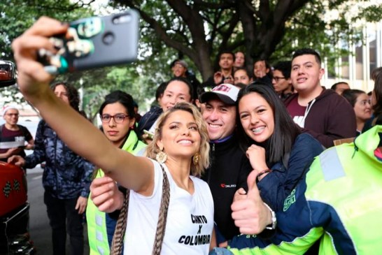 Adriana Lucía sobre protestas en Colombia: música hace parte de la solución