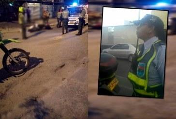 Agente de tránsito es asesinada cuando salía de su casa en el oriente de Cali
