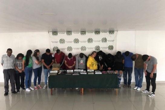 Cayó banda delincuencial 'Los Sicodélicos', acusados de traficar drogas sintéticas