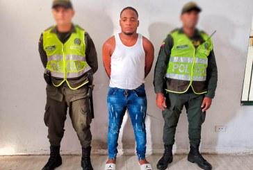 Cárcel a alias El Pollo, presunto miembro de la banda delincuencial La Local