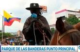 Los colombianos apelan a la creatividad para mantener vivas las protestas