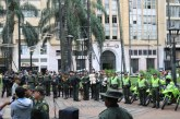 Con 6.000 policías se da inició al 'Plan Navidad' que busca garantizar seguridad en época navideña