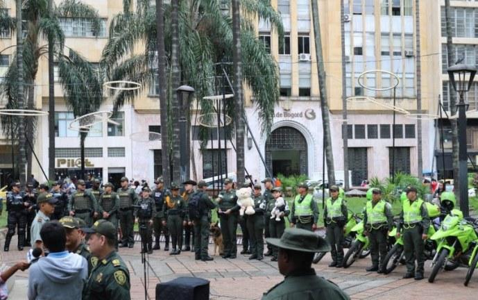 Disponen más de 2 mil uniformados para garantizar seguridad de asistentes a Juegos Panamericanos Junior