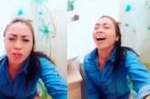 ¿Y la sanción? Pullando medios y sentada en un sanitario: mensaje de burla de 'Epa colombia'