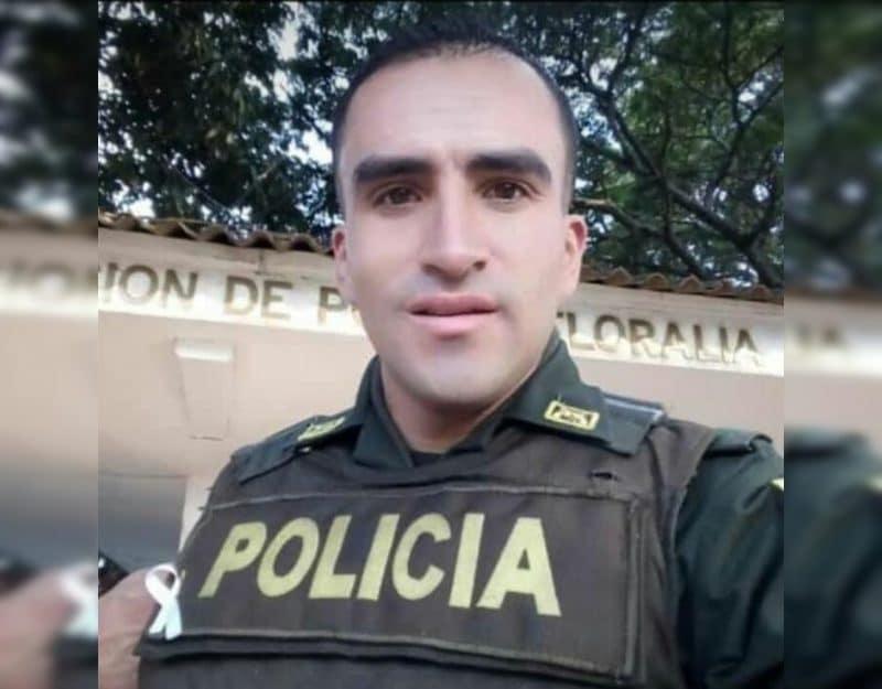 En extrañas circunstancias es asesinado patrullero de la Policía en el norte de Cali
